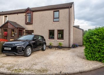 Thumbnail 3 bed end terrace house for sale in 20 Arns Grove, Alloa, Clackmannanshire 2EE, UK