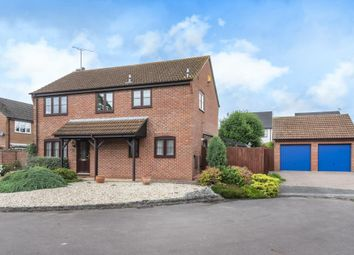 Thumbnail 4 bed detached house for sale in Radley, Oxfordshire