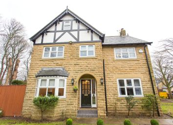 Thumbnail 4 bed detached house to rent in Parkwood Avenue, Roundhay, Leeds, West Yorkshire
