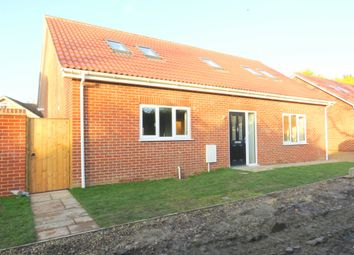Thumbnail 3 bed bungalow for sale in Wright Close, Great Ellingham, Attleborough