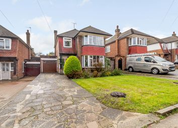 Thumbnail 3 bed detached house for sale in Moss Close, Pinner, Middlesex