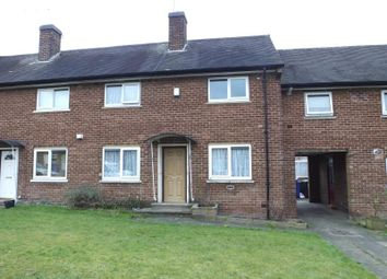 Thumbnail 2 bed town house to rent in Lupton Road, Lowedges, Sheffield