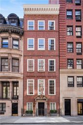 Thumbnail 6 bed property for sale in 46 East 66th Street, New York, New York State, United States Of America