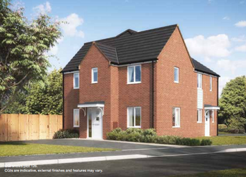 Thumbnail 2 bed semi-detached house for sale in Harvills Grange, Dial Lane, West Bromwich