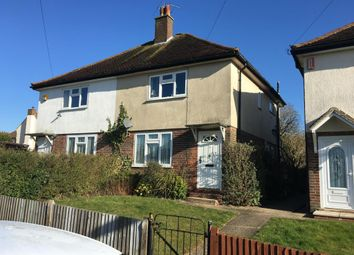 Thumbnail 2 bedroom semi-detached house for sale in Chadwick Street, High Wycombe