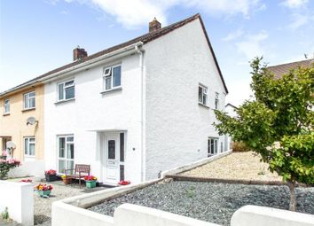 Thumbnail 3 bed semi-detached house for sale in Broad Park, Launceston, Cornwall