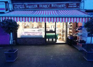 Thumbnail Retail premises for sale in Heath Park Road, Heath Park, Romford