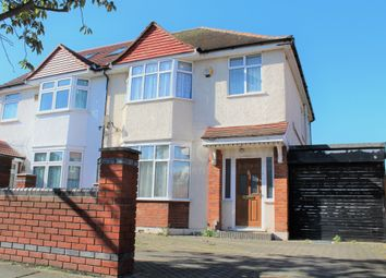 Thumbnail 3 bedroom terraced house to rent in Munster Avenue, Hounslow