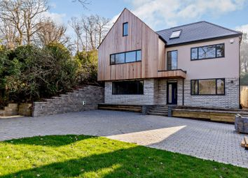 Thumbnail 5 bed detached house for sale in Woodside Road, Sevenoaks, Kent