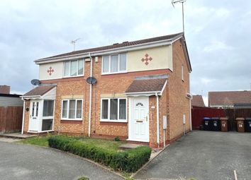Thumbnail 2 bed semi-detached house for sale in Cleveland Place, Sandringham Gardens, Northampton