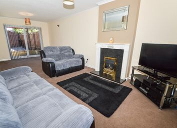 Thumbnail 3 bed semi-detached house for sale in Shire Close, Western Park, Leicester
