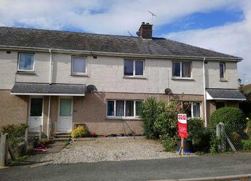Thumbnail 4 bedroom terraced house for sale in Brynheulog, Tywyn, Gwynedd