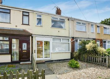 Thumbnail 2 bed terraced house for sale in Glebe Road, Hull