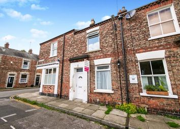 Thumbnail 2 bedroom end terrace house for sale in Falkland Street, York