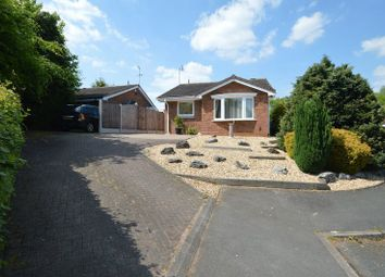 Thumbnail 2 bed bungalow for sale in Kingscote Close, Church Hill North, Redditch