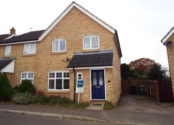 Thumbnail 3 bedroom property to rent in Masefield Drive, Downham Market