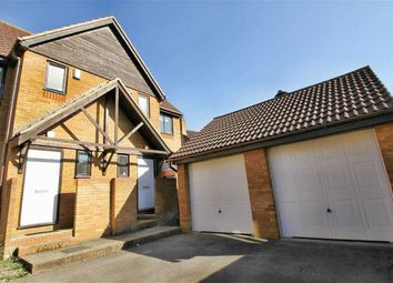 Thumbnail 3 bed semi-detached house to rent in Forthill Place, Shenley Church End, Milton Keynes