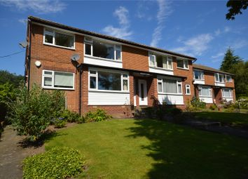 Thumbnail 2 bed flat for sale in Crescent Court, The Crescent, Alwoodley, Leeds