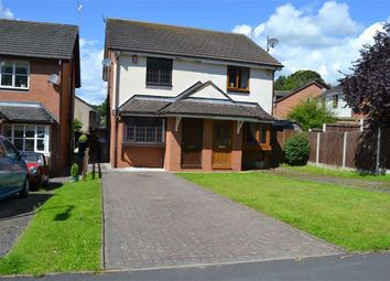 Thumbnail 2 bed semi-detached house to rent in Brough Close, Leek