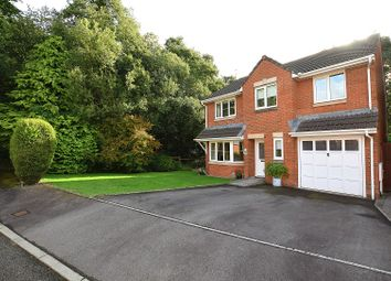 Thumbnail 5 bed detached house for sale in Coed Y Wenallt, Rhiwbina, Cardiff.