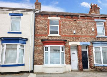 Thumbnail 2 bedroom terraced house for sale in Havelock Street, Stockton-On-Tees, Durham
