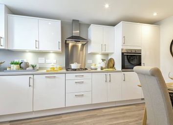 "Thumbnail 3 bedroom terraced house for sale in ""The Gosfield"" at Main Street, Grendon Underwood, Aylesbury"