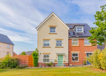 Thumbnail 3 bed semi-detached house for sale in Roving Close, Andover