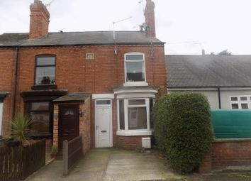 Thumbnail 2 bed terraced house for sale in Hatfield Street, Retford