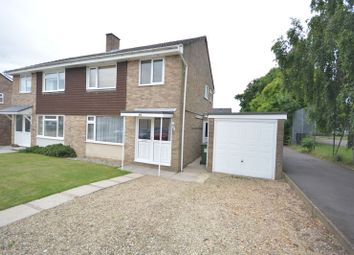 Thumbnail 3 bed semi-detached house for sale in Chichester Walk, Merley, Wimborne