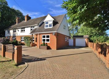 5 bed semi-detached house for sale in Wateringbury Road, East Malling, West Malling ME19