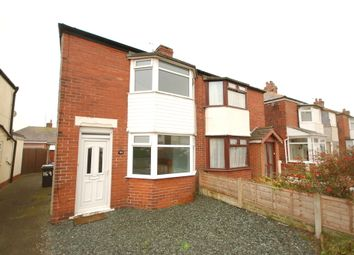 Thumbnail 2 bedroom semi-detached house for sale in Newhouse Road, Blackpool