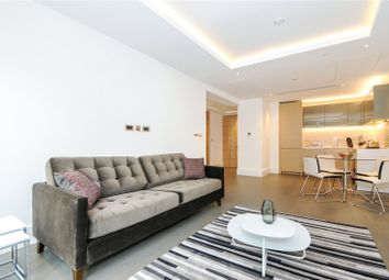 Thumbnail 1 bed flat to rent in Benson House, London