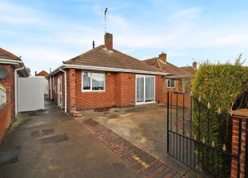 Thumbnail 2 bed detached bungalow for sale in Perlethorpe Avenue, Gedling, Nottingham