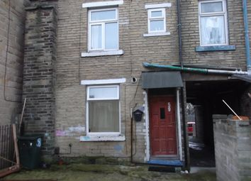 Thumbnail 3 bedroom terraced house to rent in Tile Street, Bradford