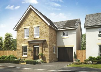 "Thumbnail 3 bedroom detached house for sale in ""Kingenie"" at Malletsheugh Road, Newton Mearns, Glasgow"