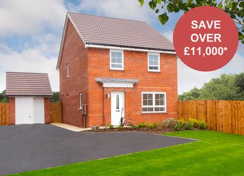 """Thumbnail 4 bedroom detached house for sale in """"Chester"""" at Mount Street, Barrowby Road, Grantham"""