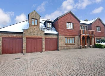 Thumbnail 5 bed detached house for sale in Abbey View, Radlett, Hertfordshire