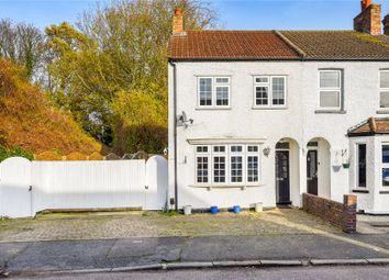 Thumbnail 2 bed end terrace house for sale in Cobden Road, Farnborough Village