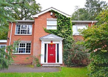 Thumbnail 4 bed detached house for sale in Regency Drive, Coventry