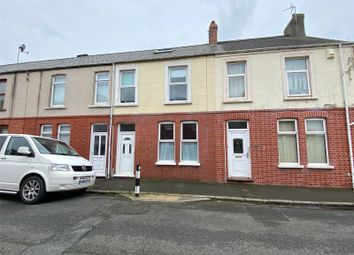 Thumbnail 4 bed terraced house for sale in Dewsland Street, Milford Haven, Pembrokeshire