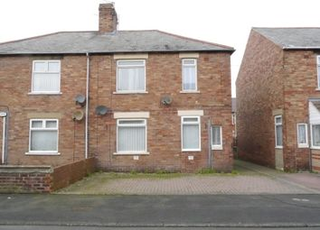 Thumbnail 2 bed flat to rent in Lily Avenue, Bedlington