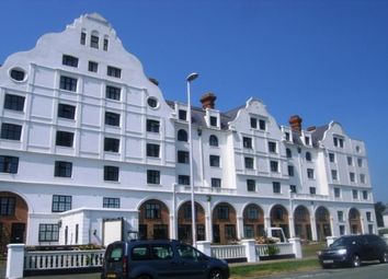 Thumbnail 3 bed flat to rent in Grand Avenue, Worthing