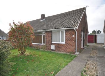 Thumbnail 2 bed semi-detached bungalow for sale in Sadlers Close, Kirby Cross