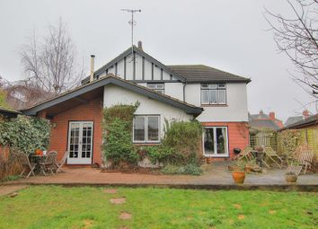 Thumbnail 4 bed detached house for sale in Archenfield Road, Ross-On-Wye
