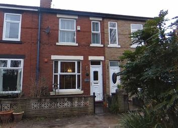 Thumbnail 2 bed terraced house for sale in Langford Street, Denton, Manchester