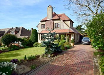 Thumbnail 3 bed detached house for sale in Uplands Avenue, Worthing, West Sussex