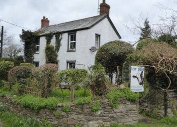 Thumbnail 3 bedroom cottage for sale in Trevia, Camelford