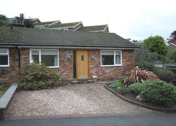 Thumbnail 2 bed semi-detached bungalow for sale in Copperhill St, Aberdovey Gwynedd