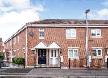 Thumbnail 2 bed terraced house for sale in Topaz Grove, Mansfield, Nottinghamshire