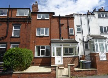 Thumbnail 3 bedroom terraced house for sale in Swallow Crescent, Wortley, Leeds, West Yorkshire